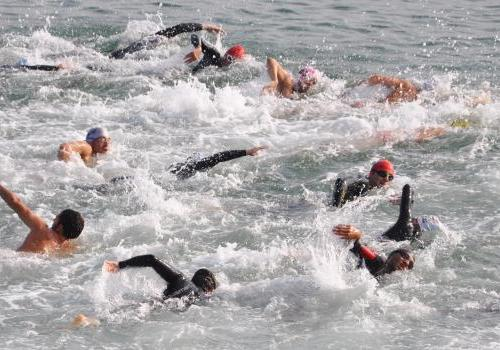 Compétitions sportives en mer