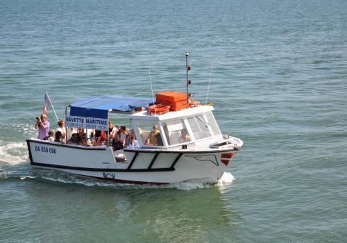 Navette Maritime, le Passeur