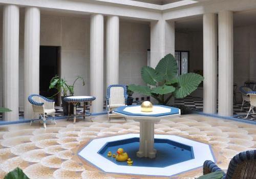 Villa Leïhorra - Villa Art Déco