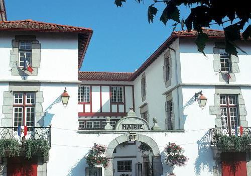 Mairie de Ciboure