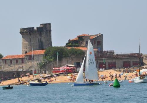 Plage du Fort  de Socoa